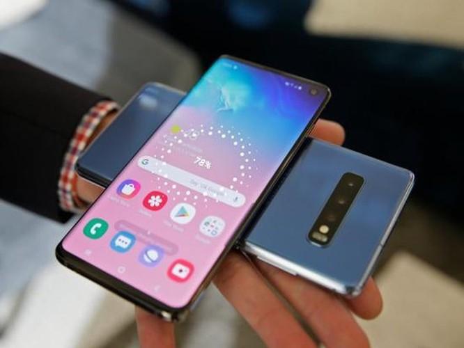 So sánh Samsung Galaxy S10 và Google Pixel 3 ảnh 13