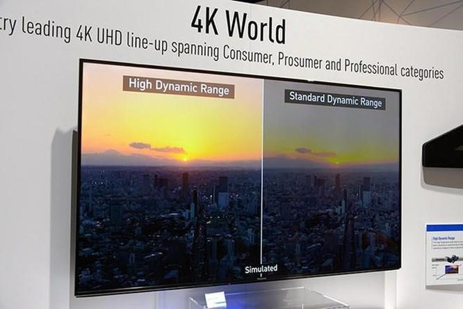 TV đẹp thôi chưa đủ, phải khác biệt ảnh 1