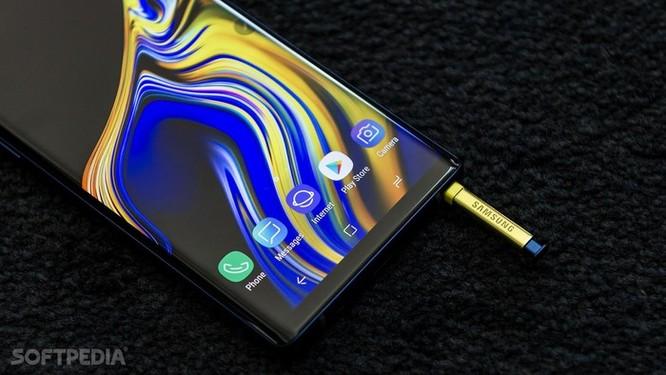 Samsung phát hành phiên bản thu nhỏ của Note 10 ảnh 1