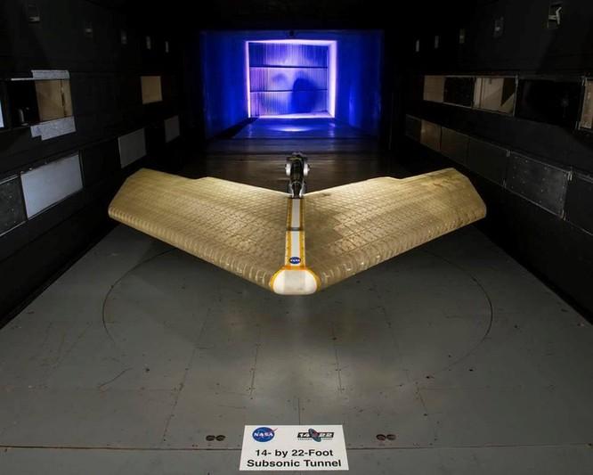 NASA phát triển cánh máy bay có khả năng 'biến hình' trên không ảnh 7