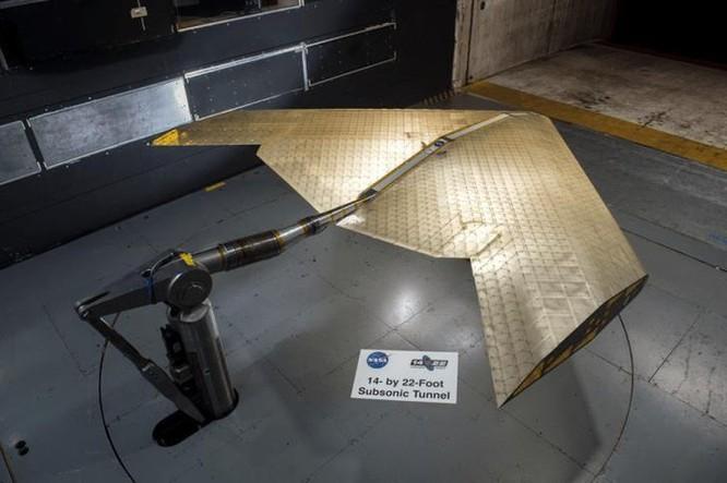 NASA phát triển cánh máy bay có khả năng 'biến hình' trên không ảnh 2