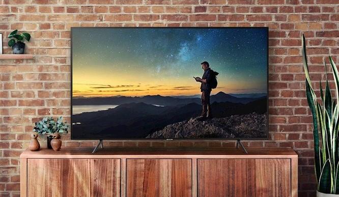 Những tivi 4K của Samsung vừa giảm giá có gì đặc biệt? ảnh 1