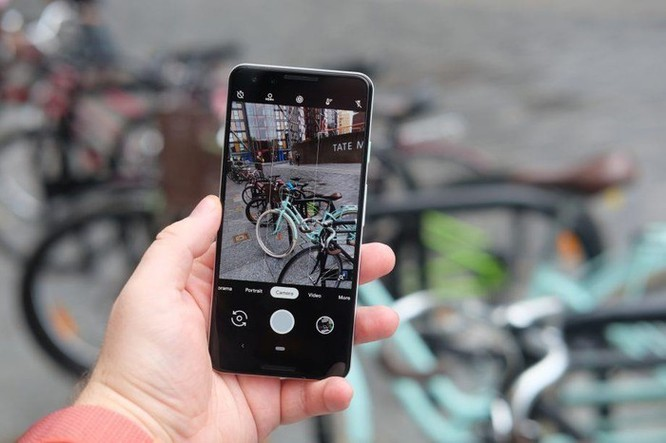 Điện thoại nào có thể mở khóa bằng lòng bàn tay? ảnh 7