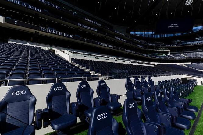 Công nghệ hiện đại bên trong SVĐ tỷ USD của Tottenham ảnh 5