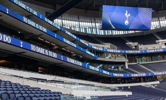 Công nghệ hiện đại bên trong SVĐ tỷ USD của Tottenham ảnh 6
