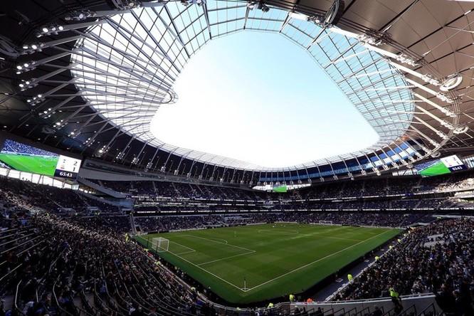 Công nghệ hiện đại bên trong SVĐ tỷ USD của Tottenham ảnh 7