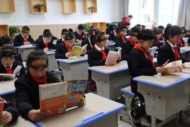 Những kiểu giám sát học sinh chỉ có ở Trung Quốc ảnh 2