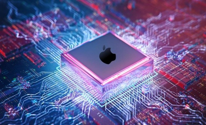 Apple đang âm thầm tạo ra con chip mạnh chưa từng có ảnh 1