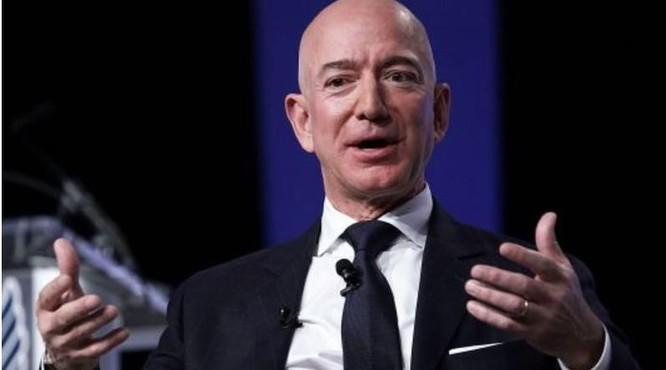 Amazon có thể phóng hàng ngàn vệ tinh phát sóng Internet ảnh 1