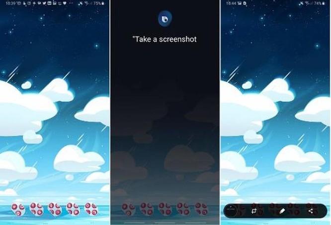 04 cách chụp ảnh màn hình trên Galaxy S10 nên biết ảnh 5
