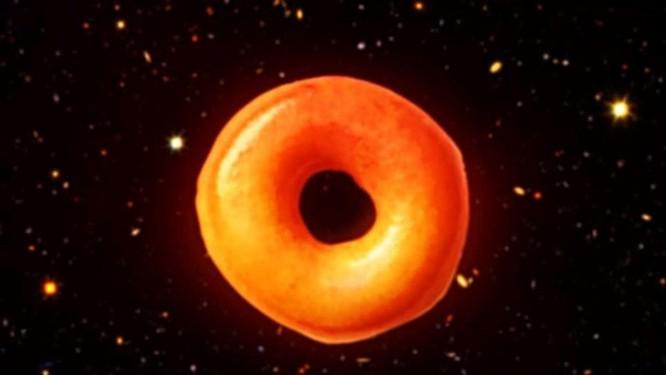 Ra mắt chưa tới một ngày, hố đen vũ trụ đã thành 'nạn nhân' ảnh chế ảnh 2