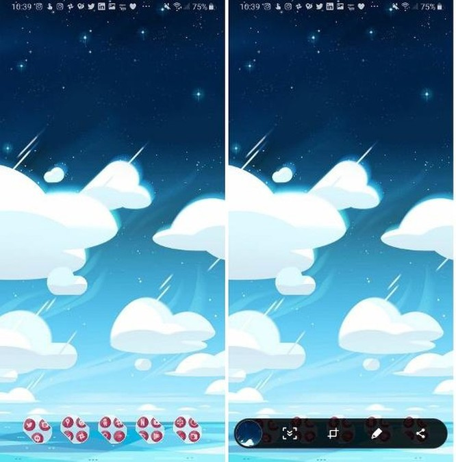 04 cách chụp ảnh màn hình trên Galaxy S10 nên biết ảnh 1