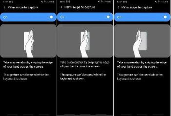 04 cách chụp ảnh màn hình trên Galaxy S10 nên biết ảnh 4