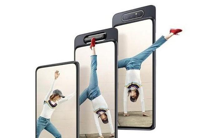 8 smartphone mới Galaxy A series của Samsung có gì hay? ảnh 1