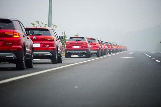 Trung Quốc mở đường riêng cho ôtô tự lái ảnh 5