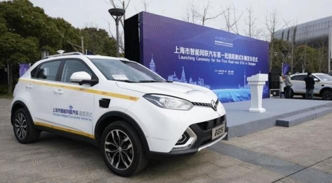 Trung Quốc mở đường riêng cho ôtô tự lái ảnh 7