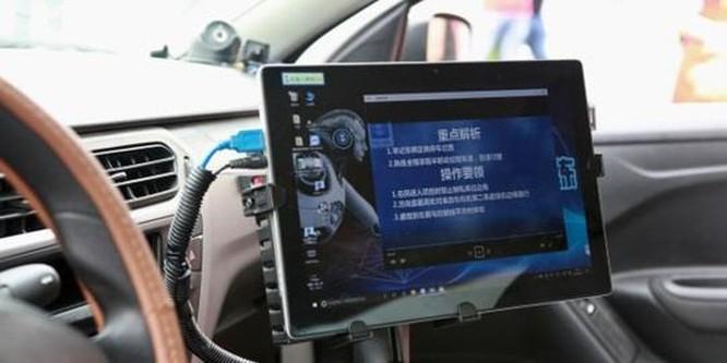 Xe chip dạy lái xe bằng AI, tỷ lệ đỗ 80% tại Trung Quốc ảnh 1