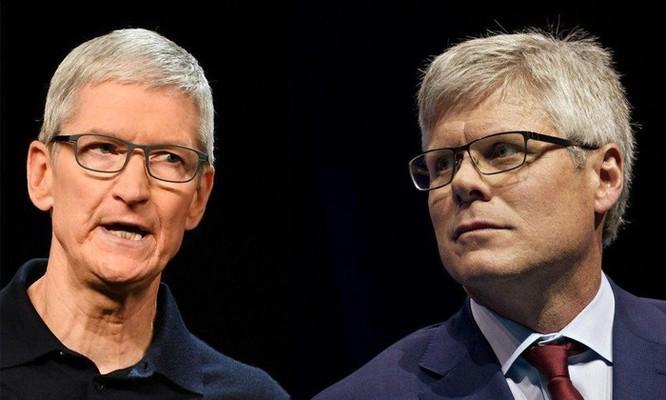 Apple làm hòa Qualcomm - vì cả hai cần nhau ảnh 1