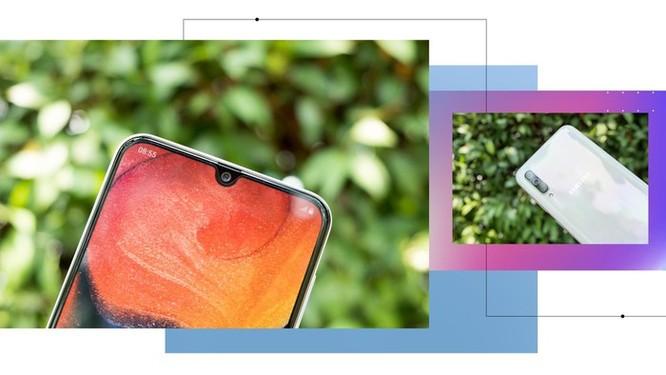 Galaxy A50 - làn gió mới của nhóm di động tầm trung ở Việt Nam ảnh 5