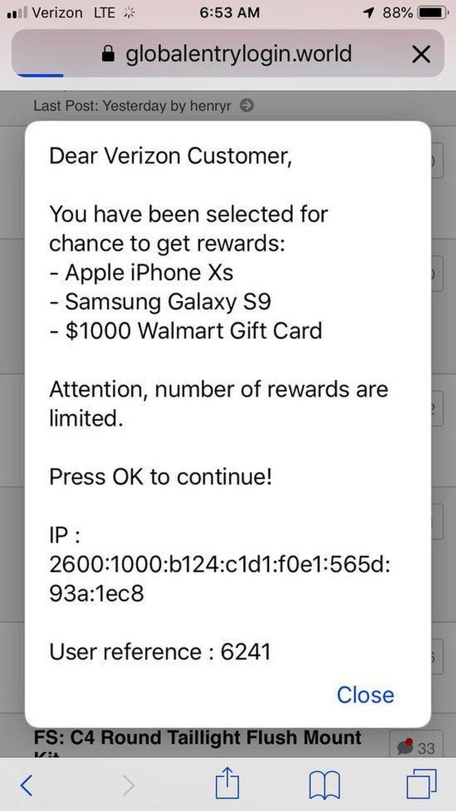Người dùng iOS Mỹ được khuyến cáo gỡ trình duyệt Chrome ngay ảnh 1