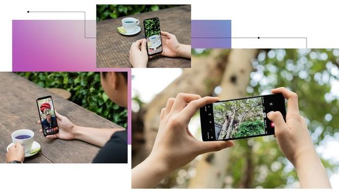 Galaxy A50 - làn gió mới của nhóm di động tầm trung ở Việt Nam ảnh 8