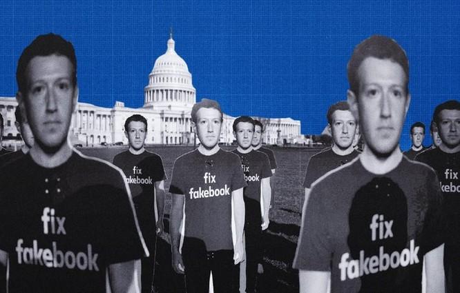 Mỹ sẽ giáng đòn trừng phạt vào Mark Zukerberg ảnh 2