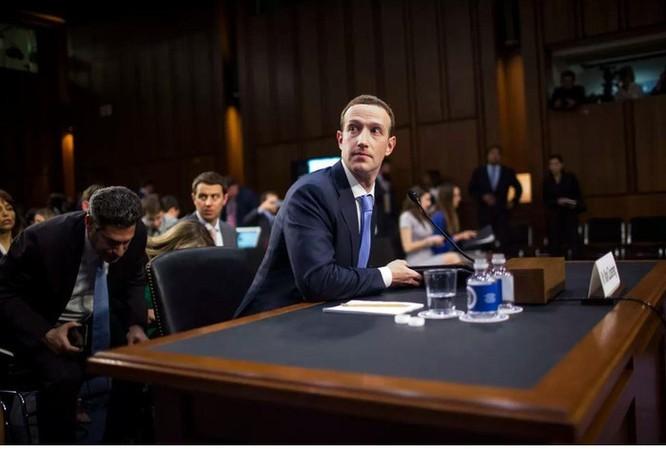 Mỹ sẽ giáng đòn trừng phạt vào Mark Zukerberg ảnh 1
