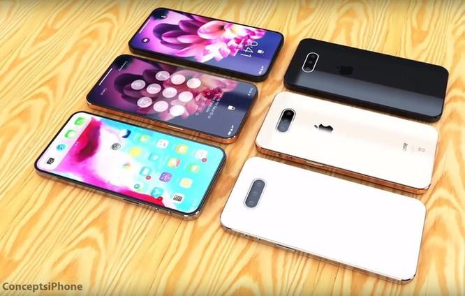 iPhone 11 sẽ có camera trượt, tích hợp máy chiếu? ảnh 1