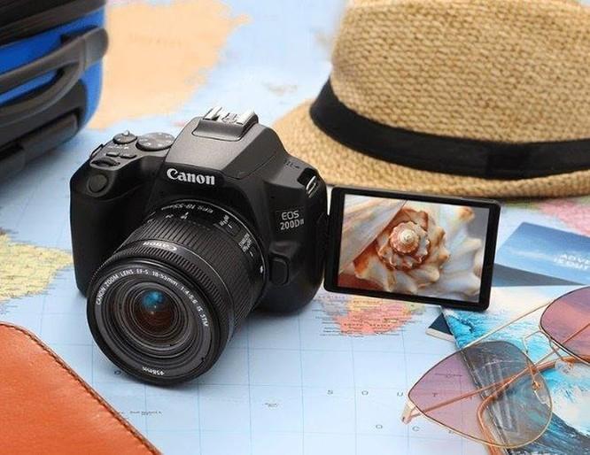 Canon ra mắt tân binh EOS 200D II, giá 16,5 triệu đồng ảnh 1