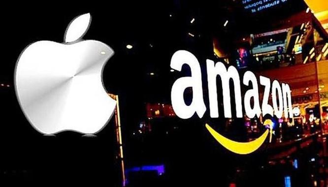 Apple chi hơn 30 triệu USD mỗi tháng cho dịch vụ đám mây của Amazon ảnh 1