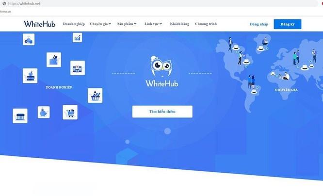 Ra mắt nền tảng hỗ trợ kết nối doanh nghiệp với các chuyên gia bảo mật WhiteHub ảnh 1