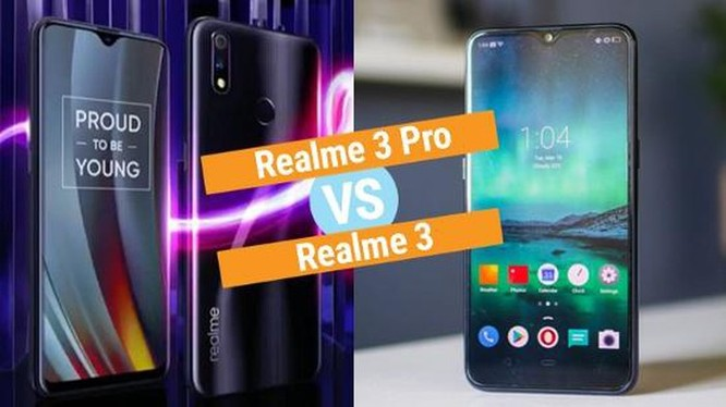 Realme 3 Pro có gì mới so với Realme 3? ảnh 2