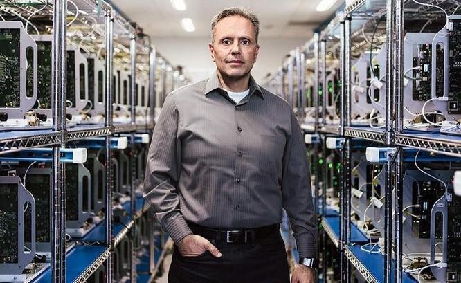 Apple 'săn' sếp mảng 5G của Intel để thoát cơn ám ảnh Qualcomm ảnh 1