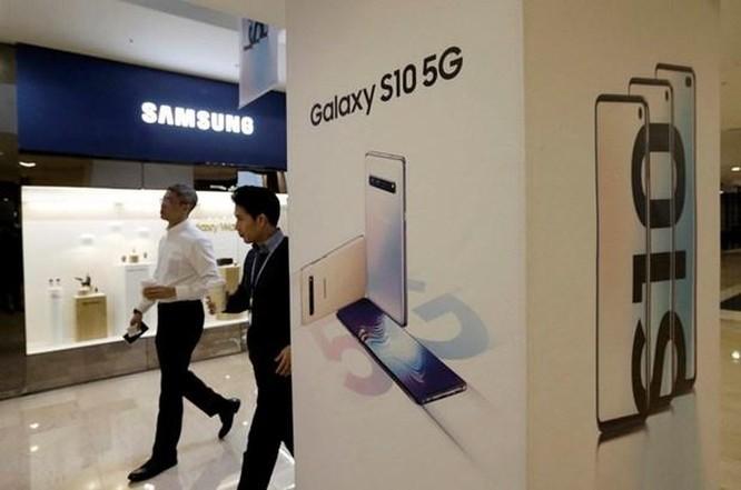 Samsung trải qua quý kinh doanh có lợi nhuận thấp nhất trong 2 năm qua ảnh 1