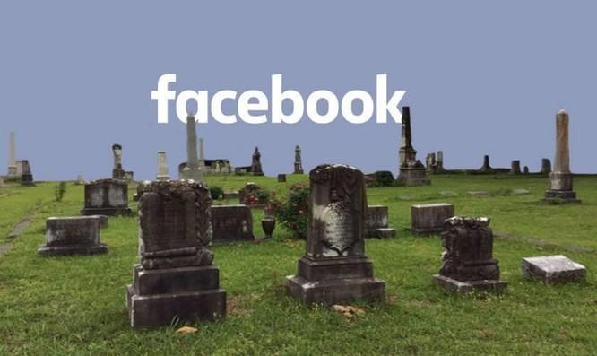 50 năm nữa, người chết trên Facebook sẽ nhiều hơn người sống ảnh 1