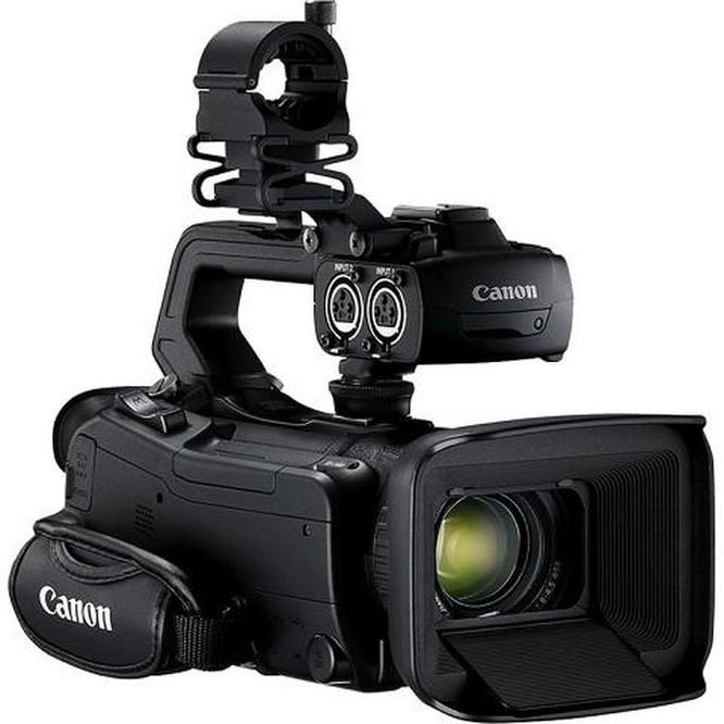 Canon ra mắt dòng máy quay chuyên nghiệp chuẩn 4K đầu tiên ảnh 2