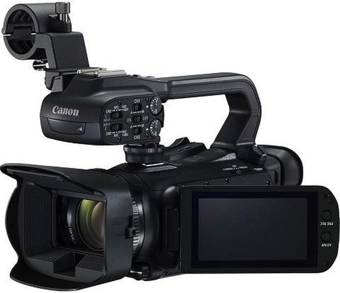 Canon ra mắt dòng máy quay chuyên nghiệp chuẩn 4K đầu tiên ảnh 3