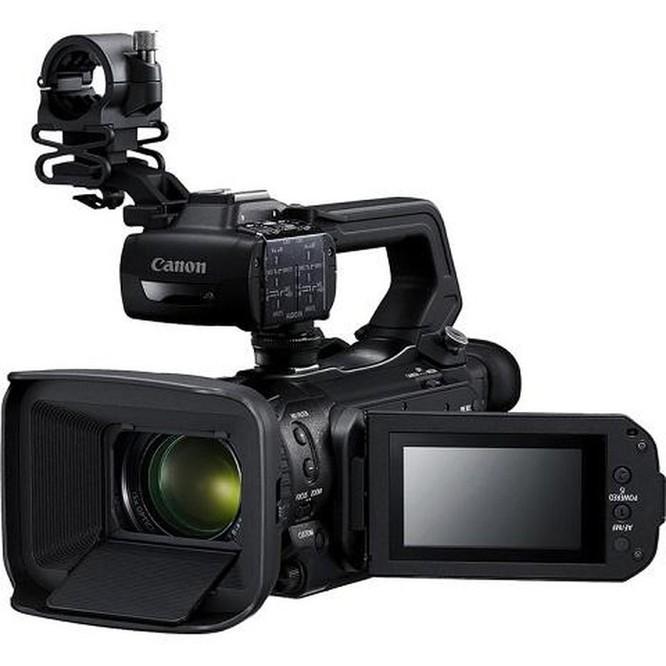 Canon ra mắt dòng máy quay chuyên nghiệp chuẩn 4K đầu tiên ảnh 1