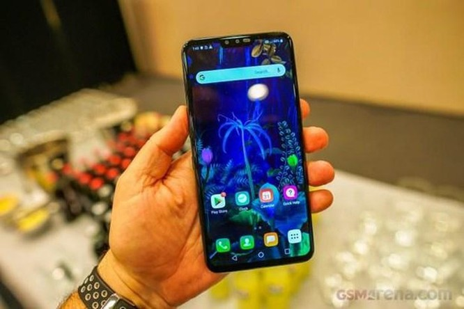 LG sắp ra mắt điện thoại thông minh 5G tại thị trường Hàn Quốc ảnh 1