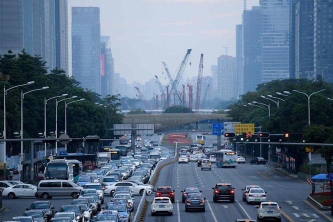 Trung Quốc: Xác định và 'bêu tên' người vi phạm luật giao thông bằng AI ảnh 1
