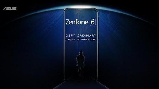 Asus ZenFone 6 lộ ảnh với thiết kế màn hình không giới hạn ảnh 2