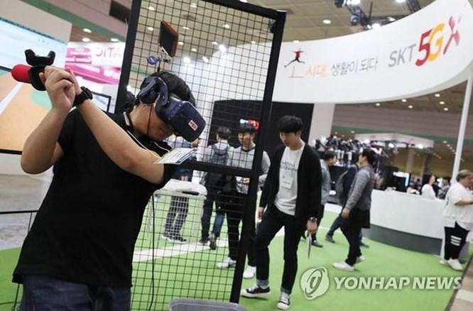 Hàn Quốc lập quỹ hỗ trợ phát triển nội dung nhập vai chạy mạng 5G ảnh 1