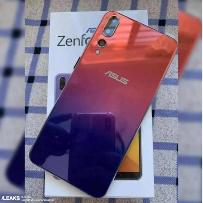 Asus ZenFone 6 lộ ảnh với thiết kế màn hình không giới hạn ảnh 4