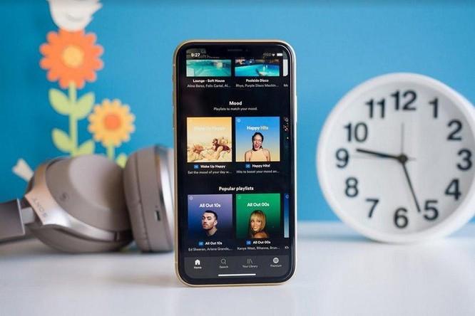 Apple có nguy cơ mất trắng 26,6 tỷ USD trong vụ kiện với Spotify ảnh 1