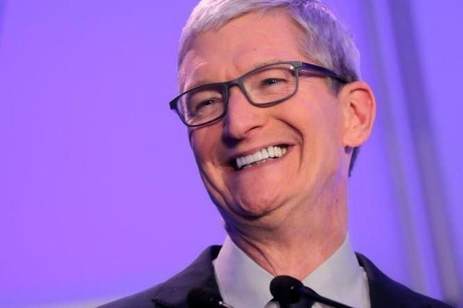 Apple mua lại công ty khác dễ như bạn mua rau ngoài chợ ảnh 1