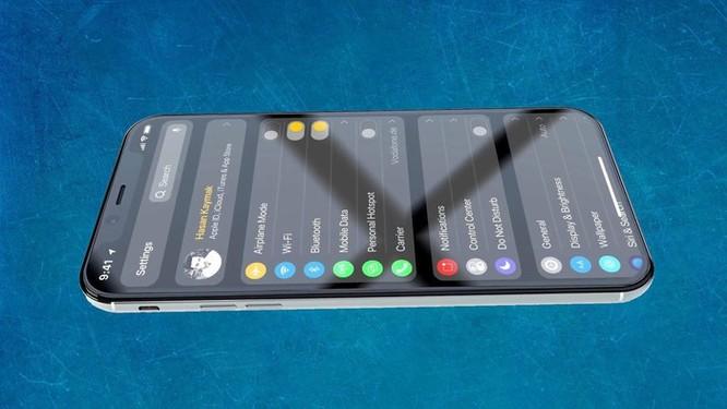 Bản dựng iPhone 11R - màn hình LCD, camera kép, hỗ trợ sạc nhanh ảnh 4