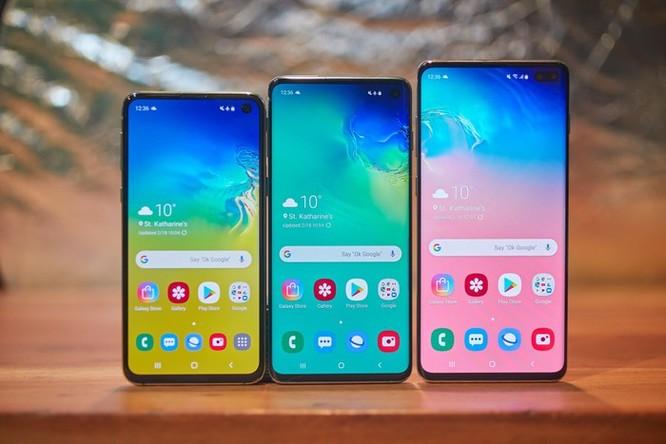 Tăng 100% so với S9, S10 giúp Samsung 'có thị phần' tại TQ ảnh 1