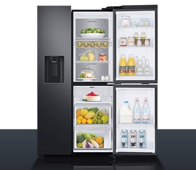 Samsung ra mắt tủ lạnh side-by-side RS5000 giá từ 24,9 triệu đồng ảnh 1