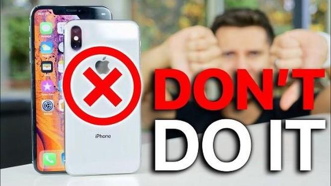 7 lý do nên mua iPhone XS và 3 lý do nên chờ đợi iPhone mới ảnh 18