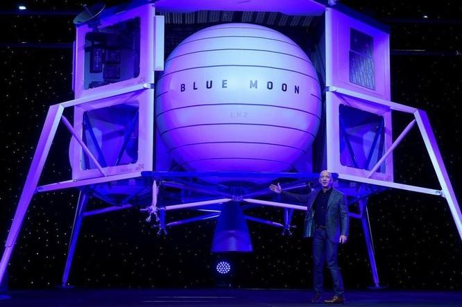 Kế hoạch lên Mặt trăng của người giàu nhất hành tinh ảnh 1